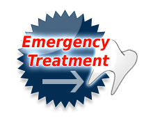 Dental emergency treatment in Midland