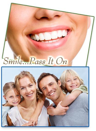 Boss & Rorvik Family Dental in Midland Michigan, Midland Dentist - SMILE...PASS IT ON!